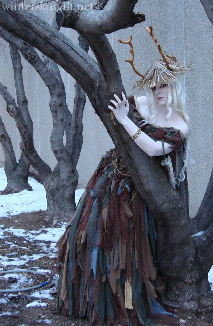 Faerie Woman by WintersKnight