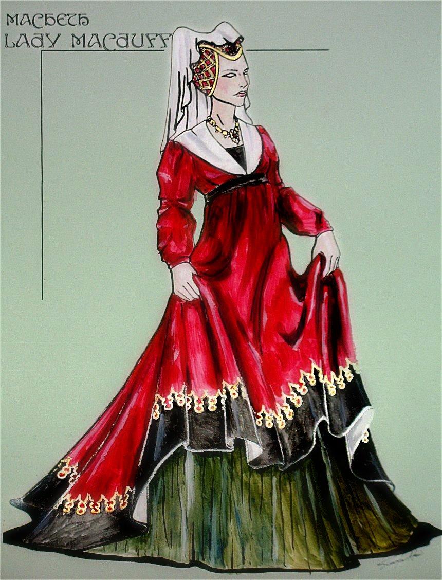Lady Macduff by WintersKnight