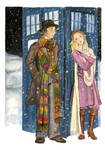 The Doctor and Romana