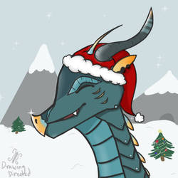 Secret Santa Gift! by DrawingDirected