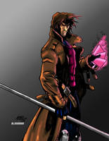 Gambit by Blindman-CB