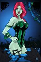 Poison Ivy by Blindman-CB