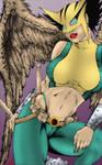 Hawkgirl 3