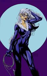 Black Cat by Finch by Blindman-CB