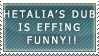 Hetalia dub love stamp by Madninja2500