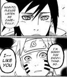 SasuNaru - Sharing Feelings
