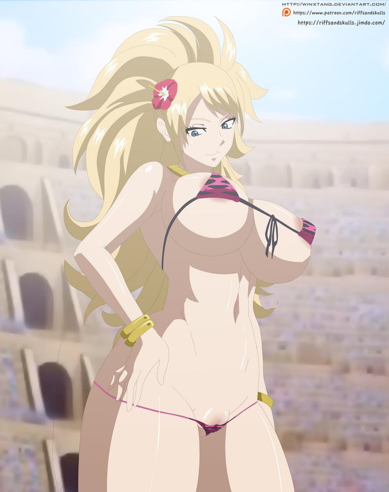 jenny in bikini by winxtang