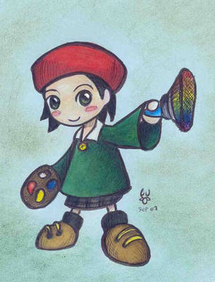 Adeleine by who-stole-MY-name