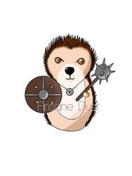 Hedgehog Cleric