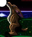 Howling Rayote (Redraw)