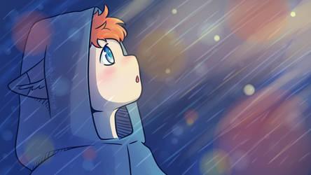 Rain by TheWittleSheep