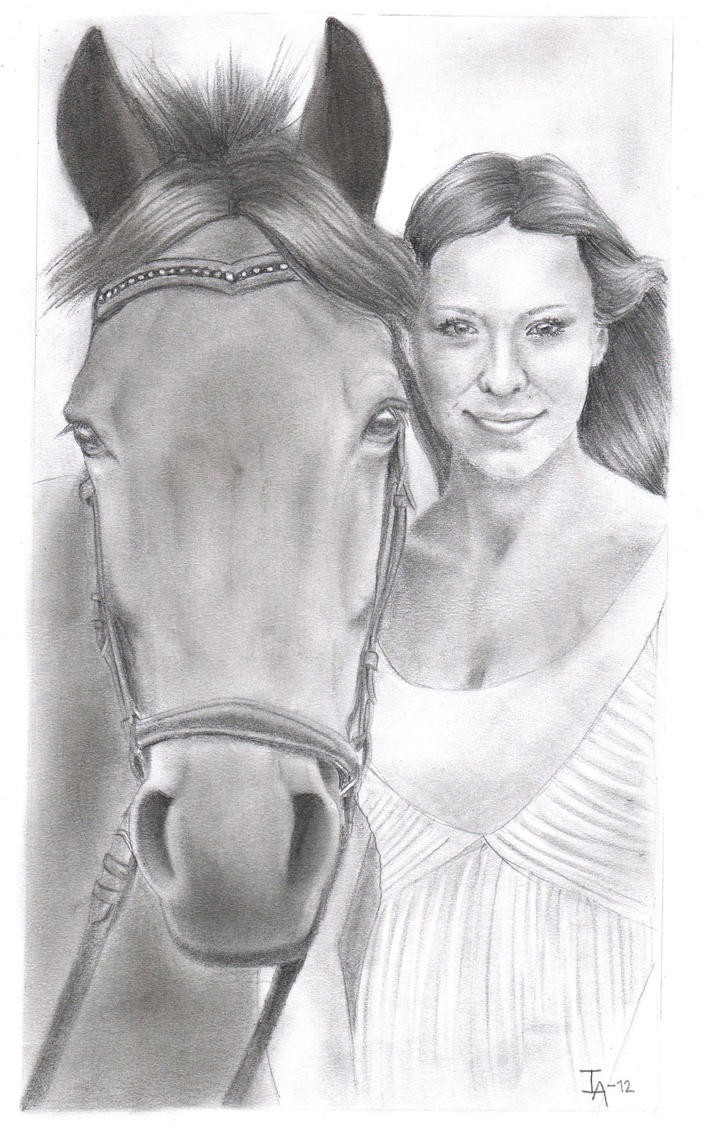Dafne and Emilia by Allentia