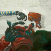 redrobotmymsntickler by CrankBot
