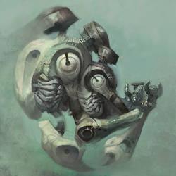 roboticomplex0001 by CrankBot