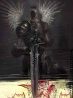 deathknight by CrankBot