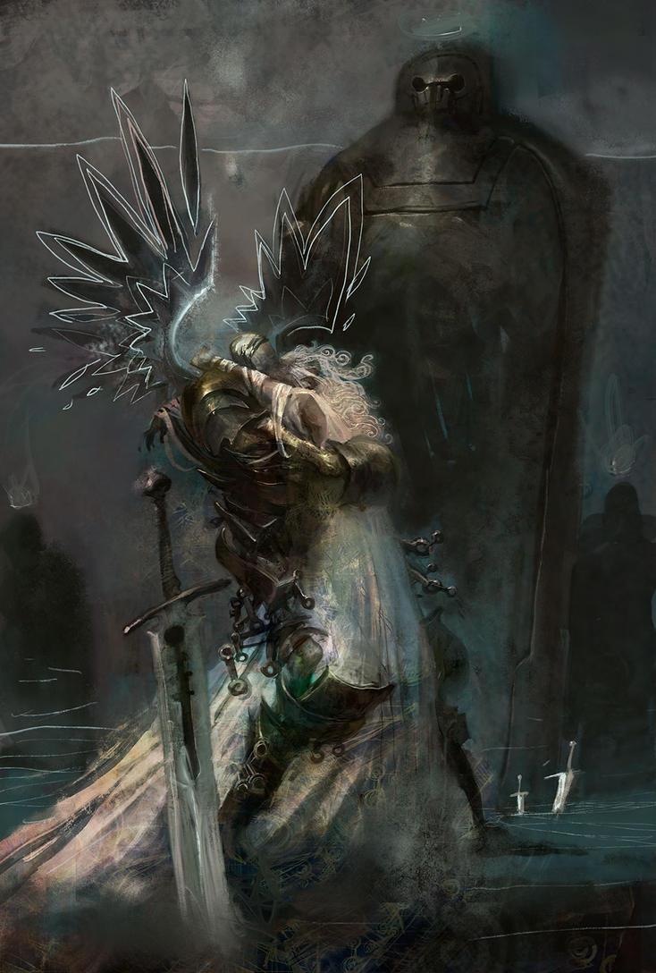 deathknight pt6 by CrankBot