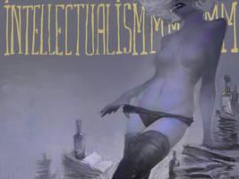 Intellectualismmmmm.blue by CrankBot