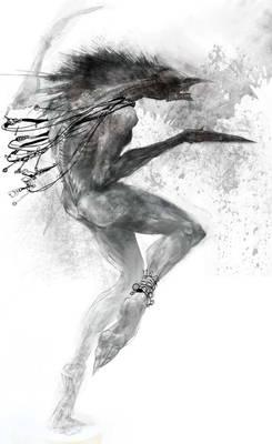 dancing troll
