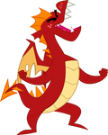 Garble the dragon