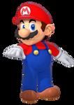 Mario(me) render update