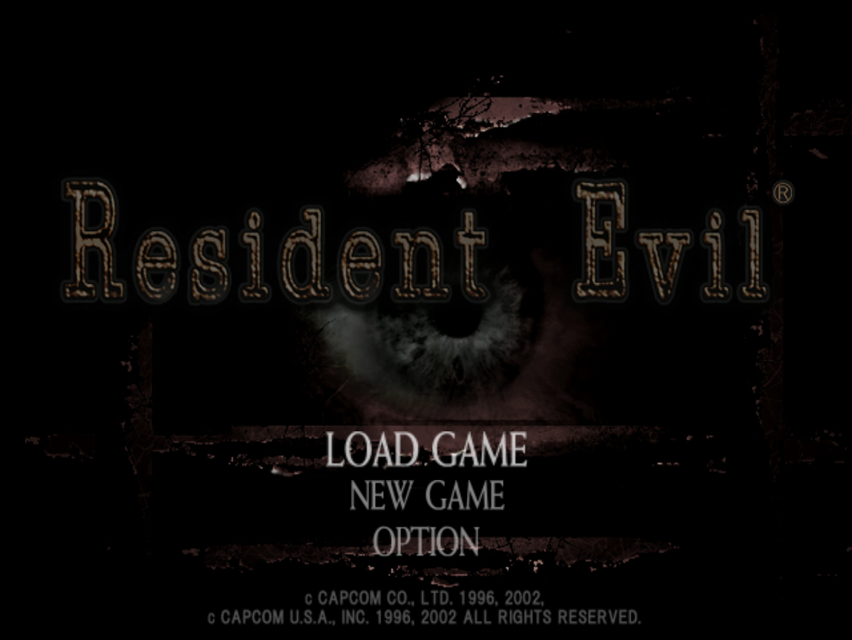 HD UI mod for Resident Evil REmake | NeoGAF