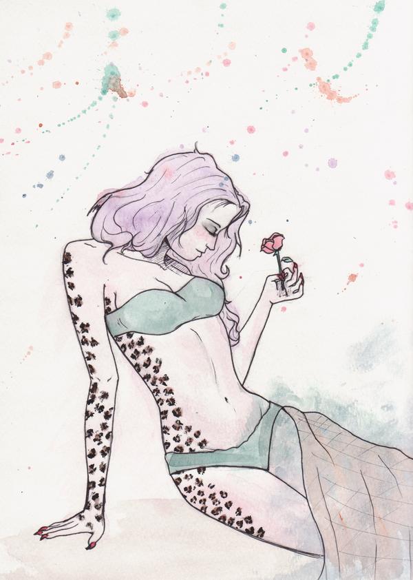 .know my spots. by YukiKurenai
