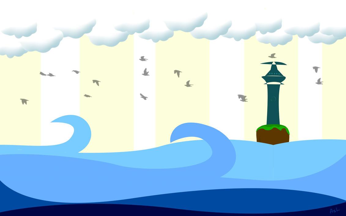 Ocean by BouAsh