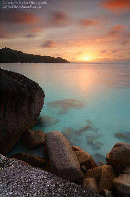 Praslin - Anse Lazio by ChristopheCarlier