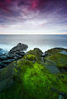 The Green Rock IV by ChristopheCarlier