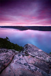 Fjord Saguenay by ChristopheCarlier