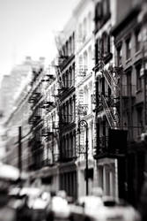 New York with Lensbaby I by ChristopheCarlier