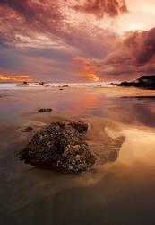 Black Beach II by ChristopheCarlier