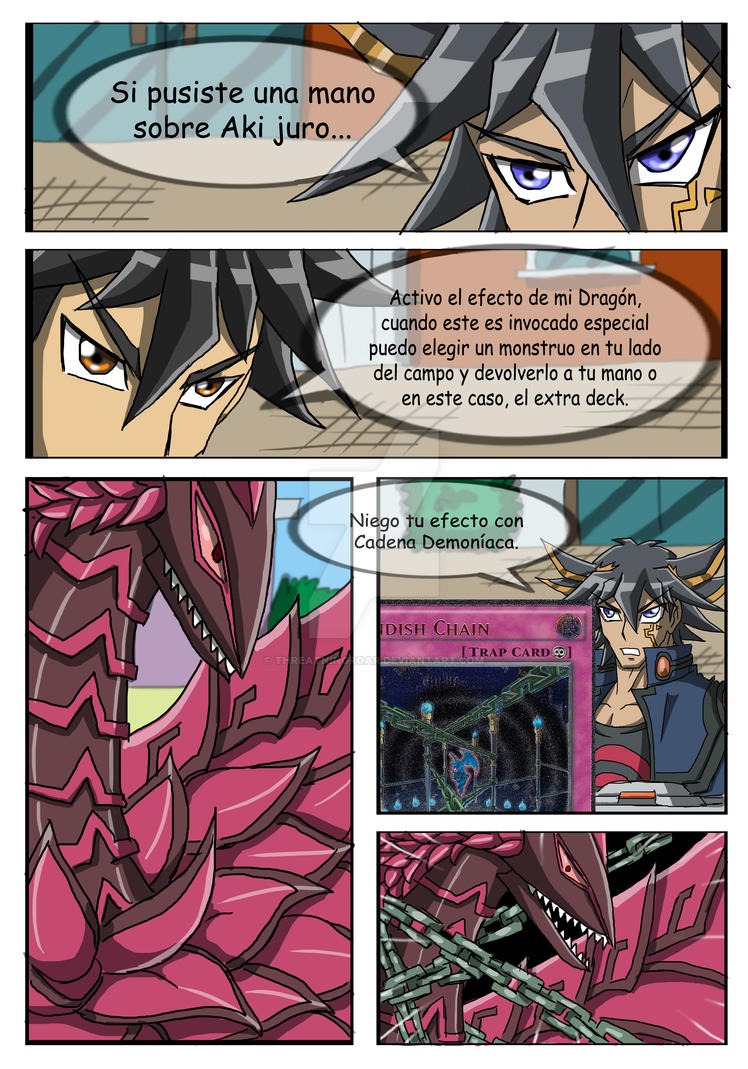Yu-Gi-Oh! - D-Stortion - Capitulo 14 - Pagina 9 by threatningroar