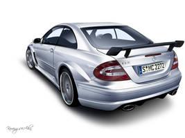 Mercedes CLK DTM by sxbuilder