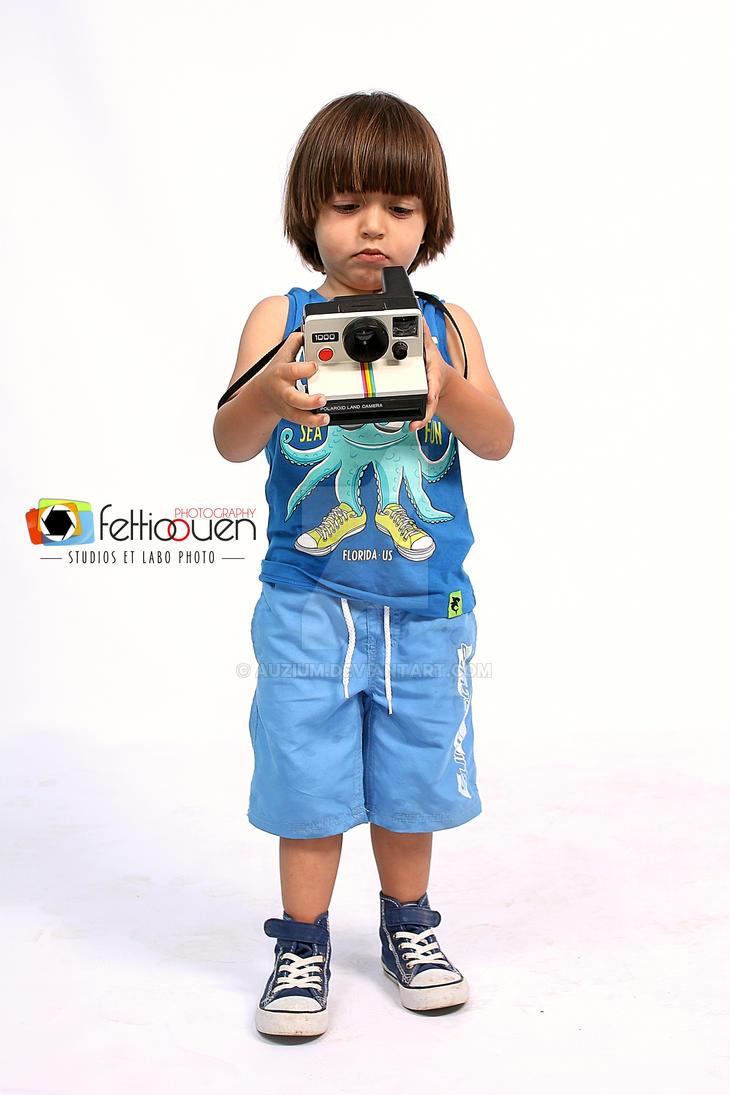 Polaroid Fan's by auzium