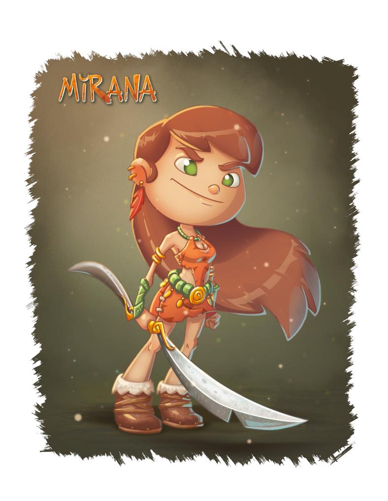 Mirana Concept (2) by ArtVStudio