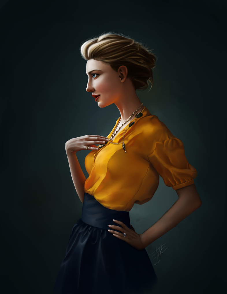 Paint Study 1 by ArtVStudio