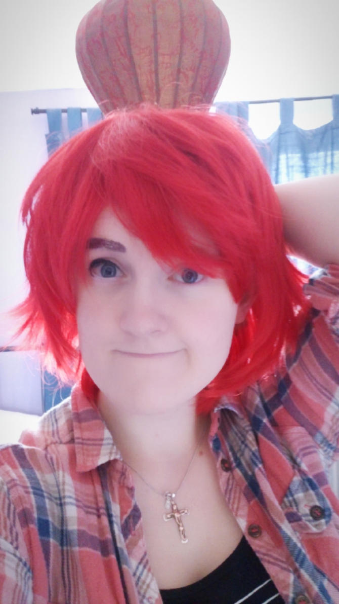 Otoya UtaPri WIP cosplay by CaptainKurfuffle