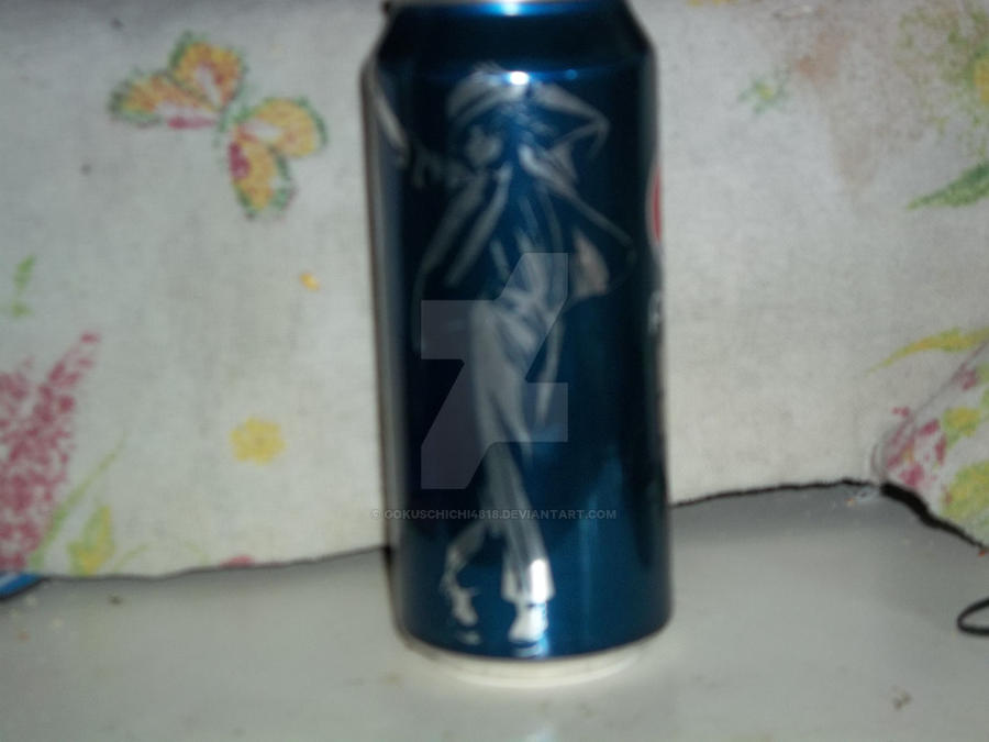 MJ Limited Edition Can by gokuschichi4818