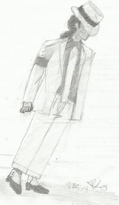 MJ Smooth Criminal by gokuschichi4818