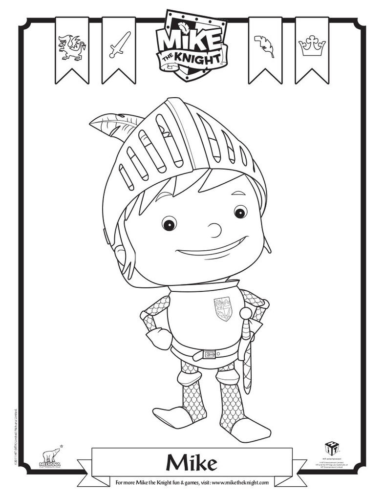 mikes restaurant coloring pages - photo#25