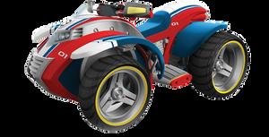 Paw Patrol Ryder's ATV