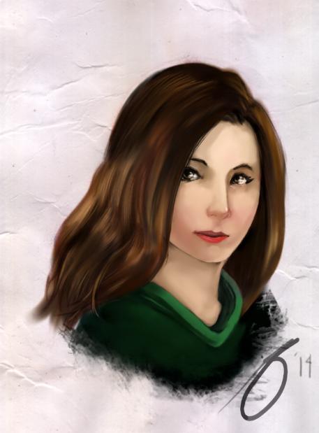 Hermione Granger by RafalLegatus