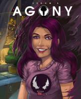 Venom's Agony by RafalLegatus