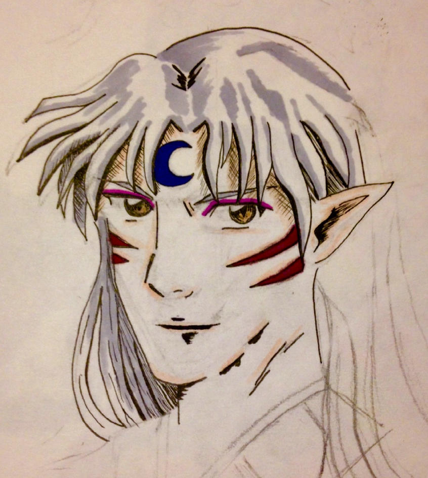 Anime Characters Born On February 9 : Sesshomaru manga by basketbears on deviantart