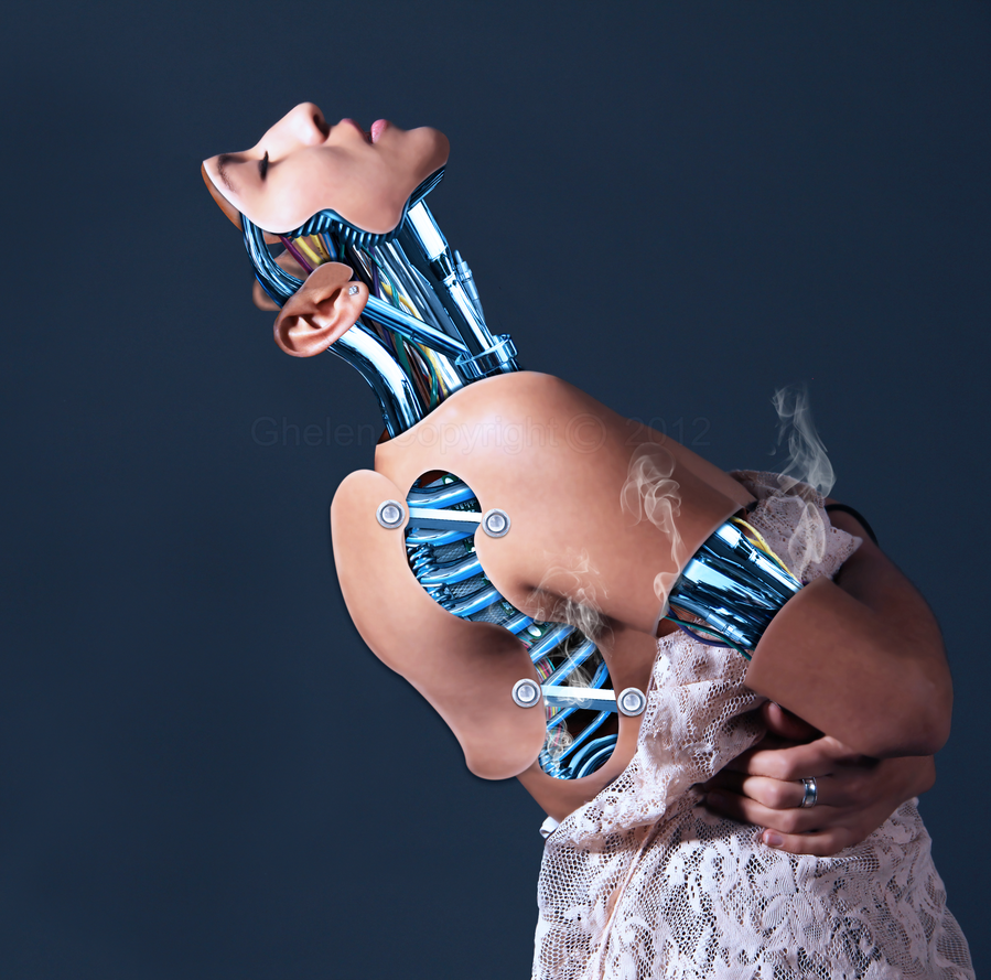 She Robot by ghelen