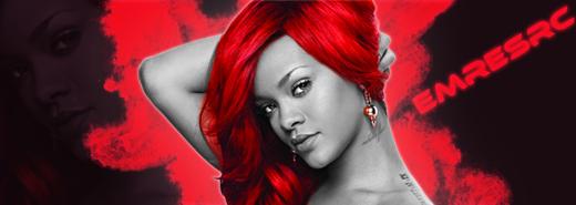 Rihanna Signature by EmreSRC on deviantART
