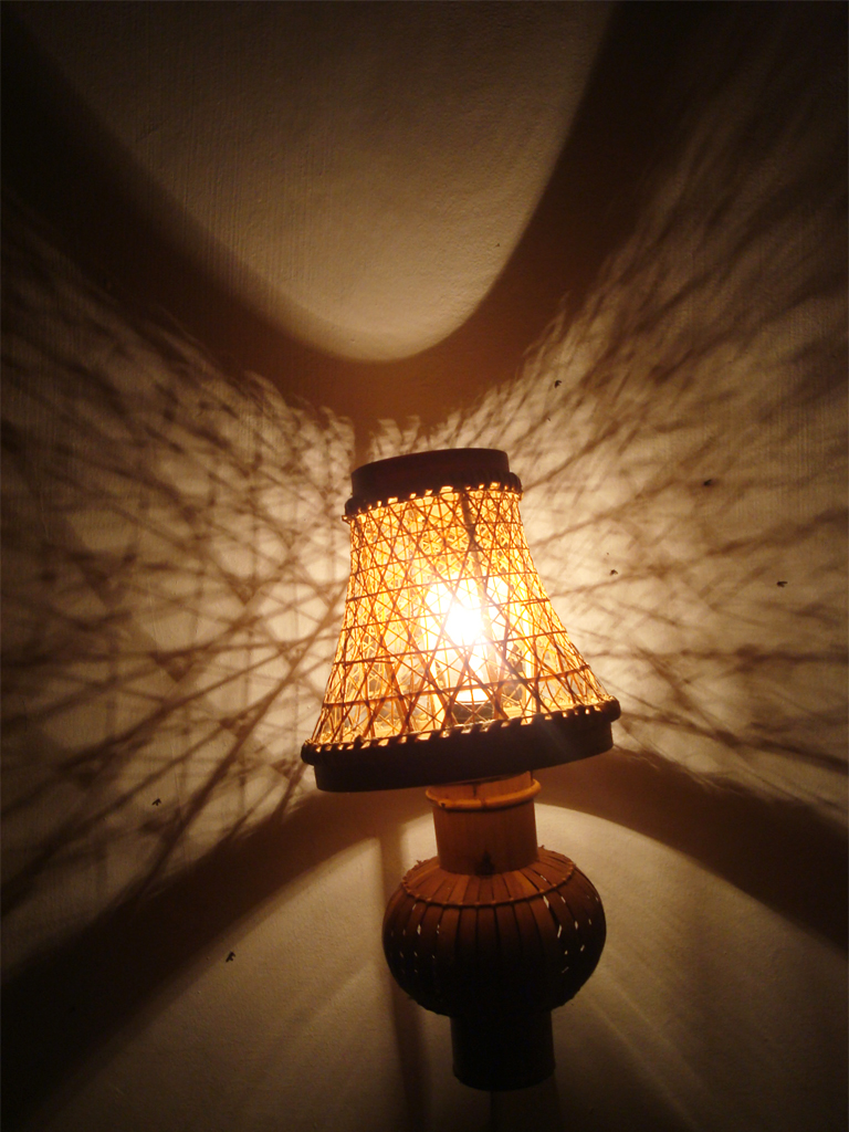 Lamp Shadow by LeiiLucene on DeviantArt
