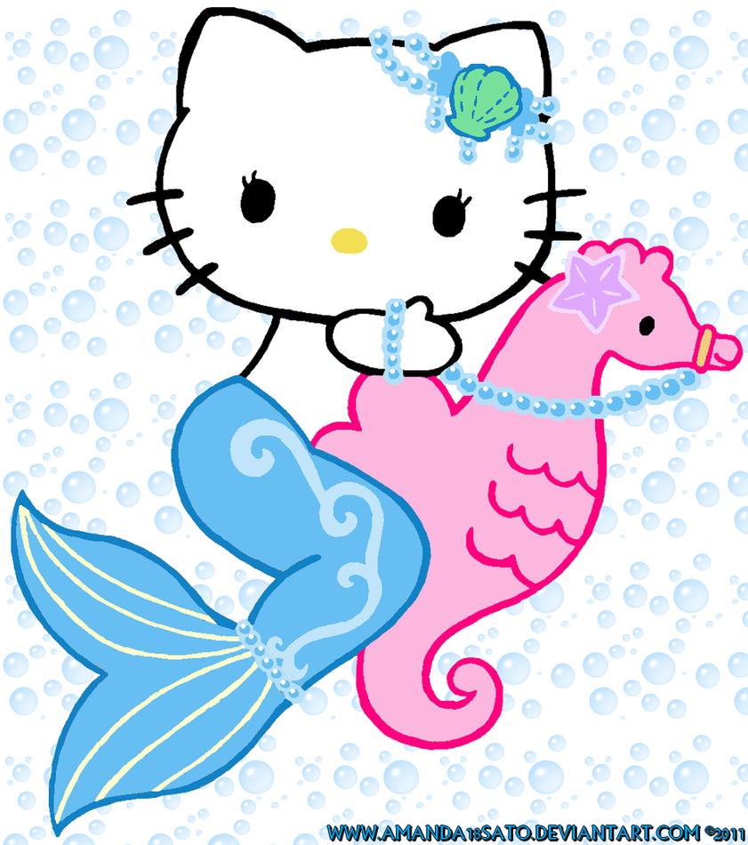 Hello Kitty Mermaid By Amanda18Sato On DeviantArt