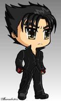 Tekken: Chibi Jin B. V. by Amanda18Sato